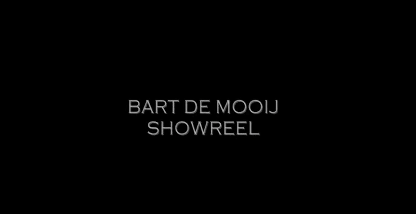 Showreel Bart
